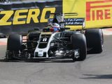"Romain Grosjean: ""It was a pretty good qualifying session"""
