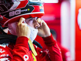 Leclerc aims for radio silence