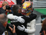 Pole lap leaves Hamilton lost for words