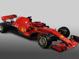 Ferrari unveils the SF71H
