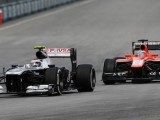 Williams rejects Marussia merger opportunity