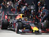 Red Bull breaks own F1 record with 1.82s pit stop