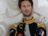 Romain Grosjean wants French flag on top of the podium