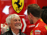 Ecclestone urged Stroll to sign up Vettel