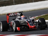 Haas pleased with balanced VF-16