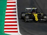 "Renault's Ocon ""happier"" with recent F1 qualifying pace"