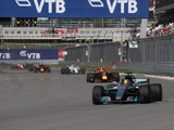Hamilton finishes 36s off Bottas on very odd weekend
