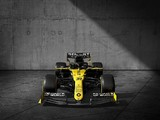 Renault unveils 2020 livery on the eve of new F1 season
