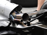 F1 developing exhaust microphone for TV