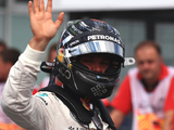 Nico Rosberg storms to German GP pole despite early scare in Q3