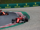 Vettel content with front row, not quick enough for pole