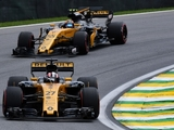 Sainz Jr. benefitting from Hülkenberg experience