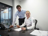 Bottas brings fresh energy to champions Mercedes