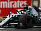 'Struggling' Hamilton less comfortable than Bottas in China practice