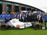 Joint sponsor for Sauber and Chelsea?