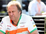 Force India 'pretty satisfied' with Shanghai result