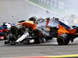 Replacement chassis for Alonso after Spa crash