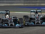 Mercedes insist they won't ever use team orders