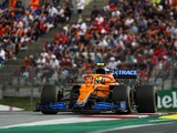 """Norris frustrated not to finish P2 after penalty defending """"stupid"""" Perez F1 move"""