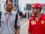 Was Vettel 'burnt out' at Ferrari?