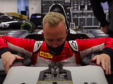 Mazepin undergoes seat fit on first day at Haas factory