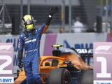 Seidl Praises Norris as McLaren Secure First Front Row Start for Nine Years