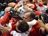 Ferrari asked to apologise for post-race incident