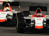 Manor switches to Mercedes power for 2016