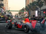 Video: Max Verstappen and Alexander Albon bring the noise to Hollywood