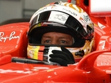 Vettel: No panic at Ferrari