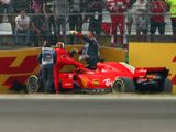 Vettel: Small mistake, big disappointment