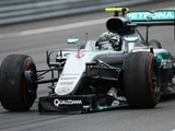 Rosberg blames Hamilton - I was surprised he turned in