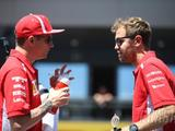 Vettel backs Ferrari decision not to impose F1 team orders