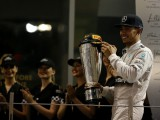 Hamilton: Second title the best day of my life