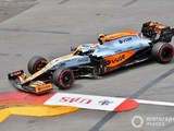"""Norris """"made engineer nervous"""" using track limit allowances by lap seven in Monaco"""
