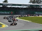 "F1's net zero carbon emissions plans not a ""short-term gimmick"""