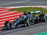 Test 1, Day 3: Bottas sharpens best testing time