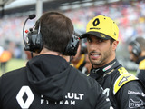 Ricciardo created perception of 'negative dynamic'