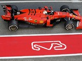Ferrari's Vettel: first day of F1 testing was close to perfection