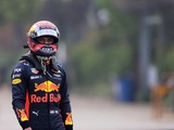 Verstappen ready for wet fightback in China after Q1 exit