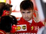 Leclerc has 'no idea' what caused qualy mess up