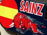 Sainz delighted with first F1 run