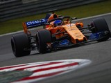 Fernando Alonso: 13th McLaren's maximum Chinese GP qualifying pace