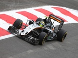 Force India pace realistic in Baku