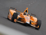 Alonso completes first Indy test