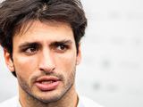 Sainz negative, sends 'big hugs' to McLaren members