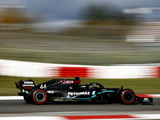 """Hamilton's medium tyre call would have been """"a big gamble"""" - Wolff"""