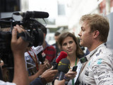 Rosberg handed time penalty