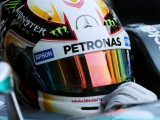 Fastest Hamilton turns attention to F1 title defence