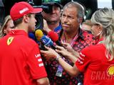 F1's open TV media sessions cancelled at Australian GP